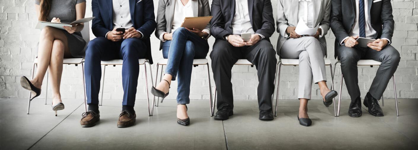 Rekruttering & kandidatsøk