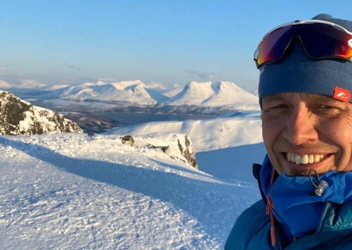 Christian Chramer jobber i Oslo og resten av landet – men nord er fortsatt hjemme.