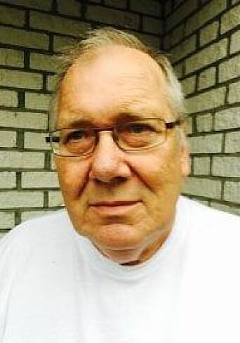 Ordfører Paul Asphaug i Hemnes kommune.