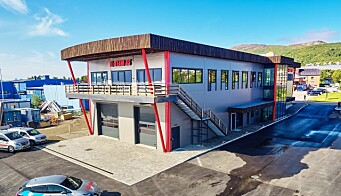 Ta plass på et fagsterkt lag med som ganske nylig har flyttet inn i helt nytt og hypermoderne hovedkontor.