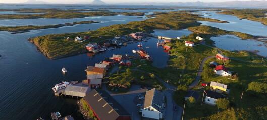 Vega kommune: 6500 øyer og et himmelblått landskap