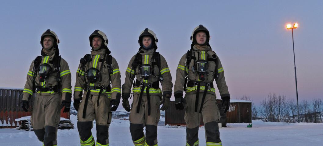Norges brannskole fortsetter jakten på 100 nye ansatte