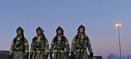 Norges brannskole: Etablerer fagskole og jakter 100 nye ansatte