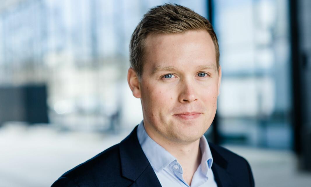Daniel Helgesen blir administrerende direktør i Norsk takst.