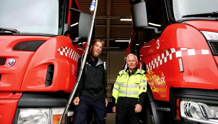 Når Norges brannskole blir ny, er målet å bli blant de beste i landet på skoledrift