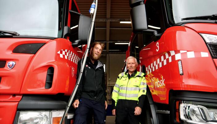 Når Norges brannskole blir ny, er målet å bli blant de beste landet Norge på skoledrift