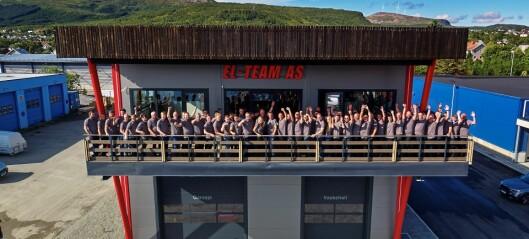 Fra null til 60 ansatte på 20 år: Slik har El-Team vokst med bra folk, godt miljø og store ambisjoner