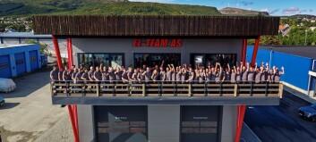 El-Team: Fra null til 60 ansatte på 20 år
