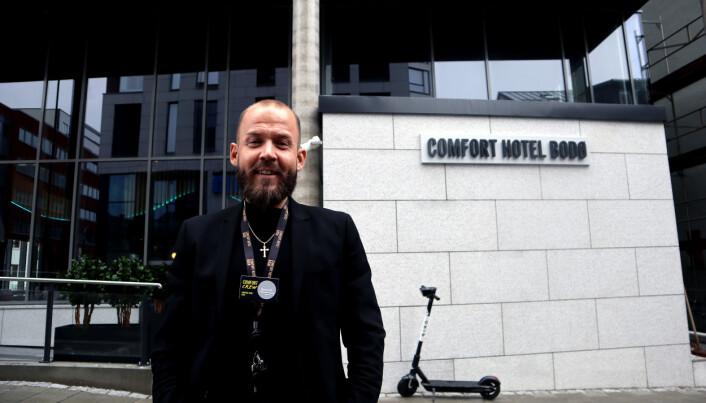 Bodø har fått 400 flere hotellrom i sommer. En uke etter åpning var belegget 97 prosent på Comfort