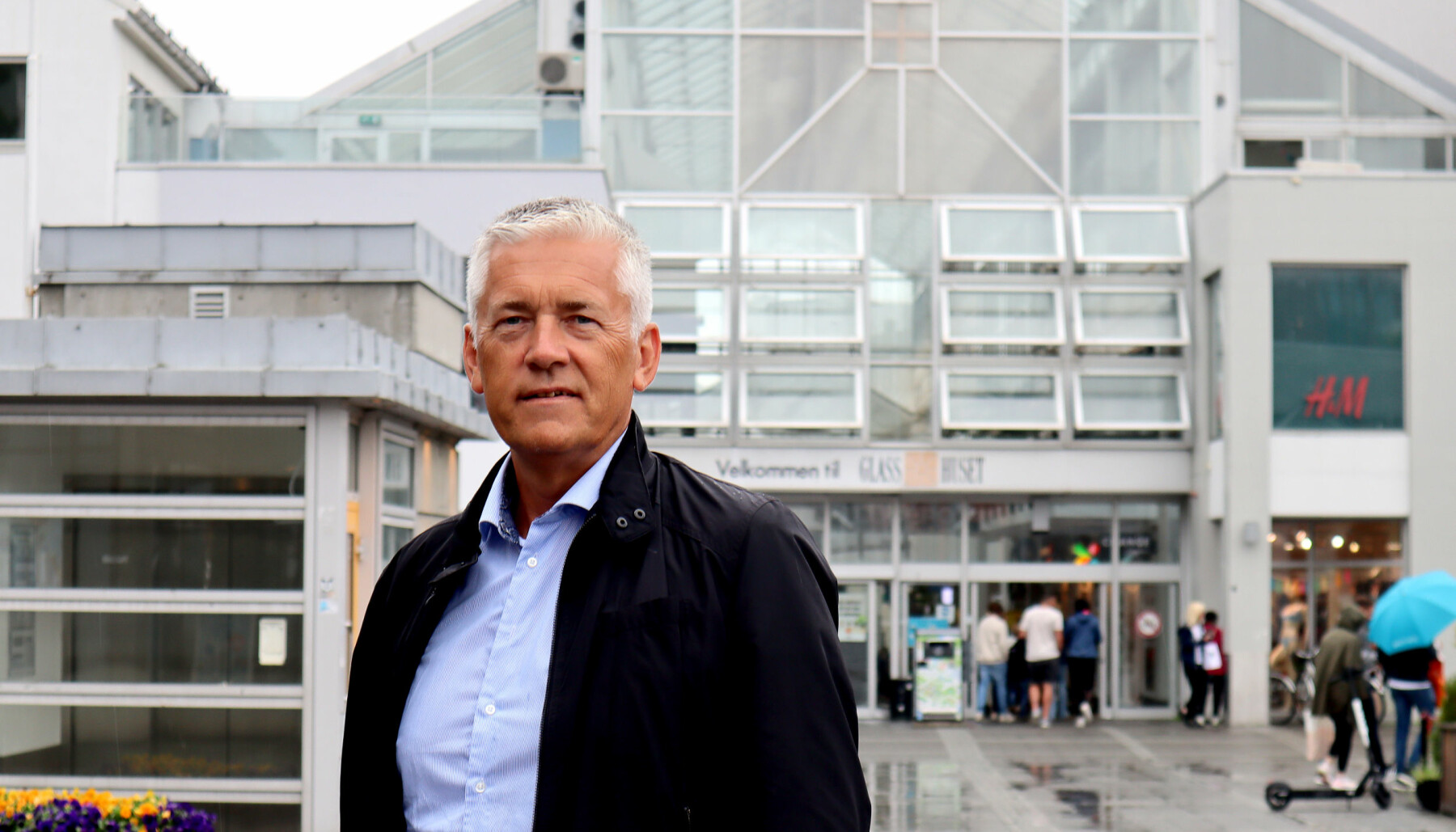 Kjell Hugvik har bodd i Bodø siden 1986, men har pendlet ut av byen for jobb i mange år. Nå vender han blikket hjemover for å bli kommunedirektør.