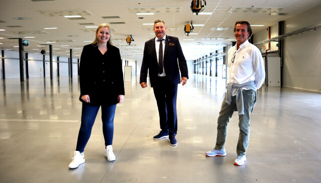 Hydrogenfabrikk skal fylle Rec-hallen i Narvik – kan gi 500 nye arbeidsplasser