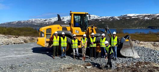 Nussir vil skape 200 nye arbeidsplasser i Finnmark. Gruva kan vare i 100 år. Og gi kobber til det grønne skiftet