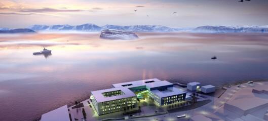Hammerfest: Dette blir landets mest moderne lokalsykehus