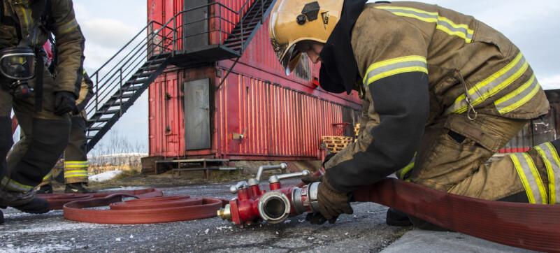 Norges brannskole blir ny – og jakter over 100 nye ansatte de neste åra