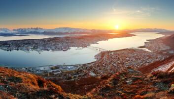 Nå faller folketallet i Nord-Norge igjen. Tromsø stagnerer. Bodø, Hadsel og Harstad vokser mest