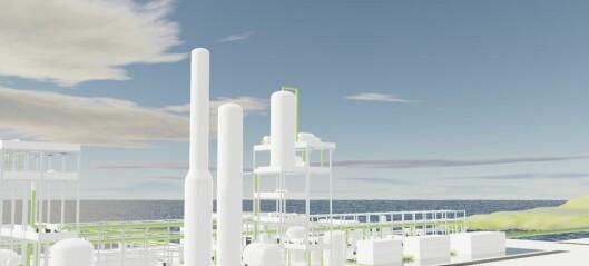Mange nye jobber. Mange muligheter i grønn industri. Og mange flytter nordover!