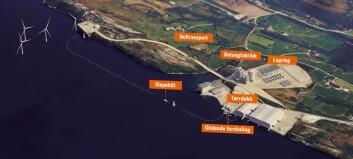 Her planlegges produksjon av havvindmøller og opp mot 1000 ansatte