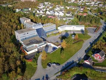 Vårt hovedkontor i Harstad