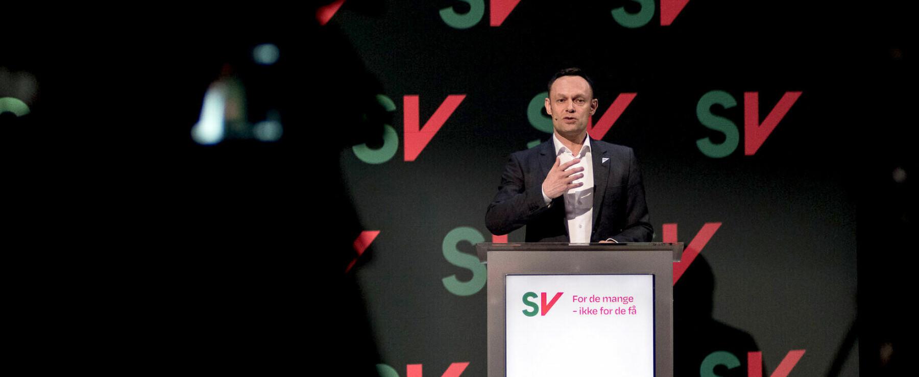 SVs nestleder Torgeir Knag Fylkesnes har blitt blant landsdelens tydeligste politikere. Nå får han muligheten til å levere.