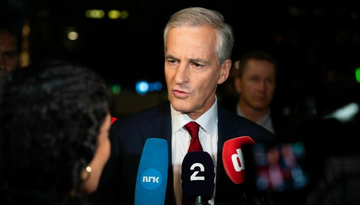 Om en drøy måned kan Jonas Gahr Støre være statsminister.