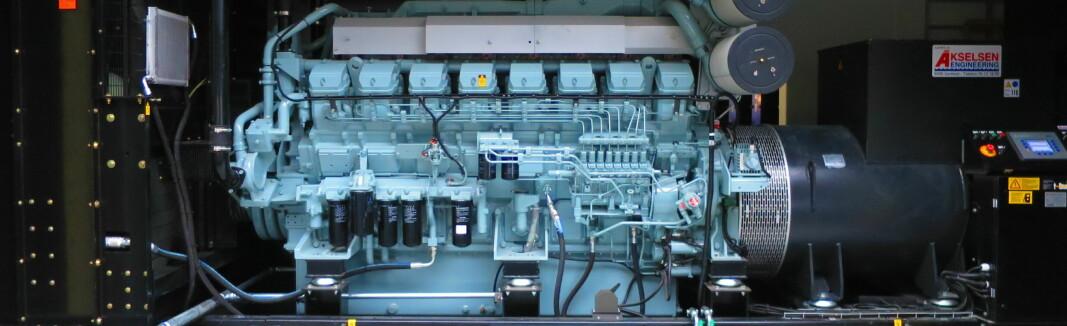 – Fremtiden trenger kompetanse på nødstrøm og reservekraft