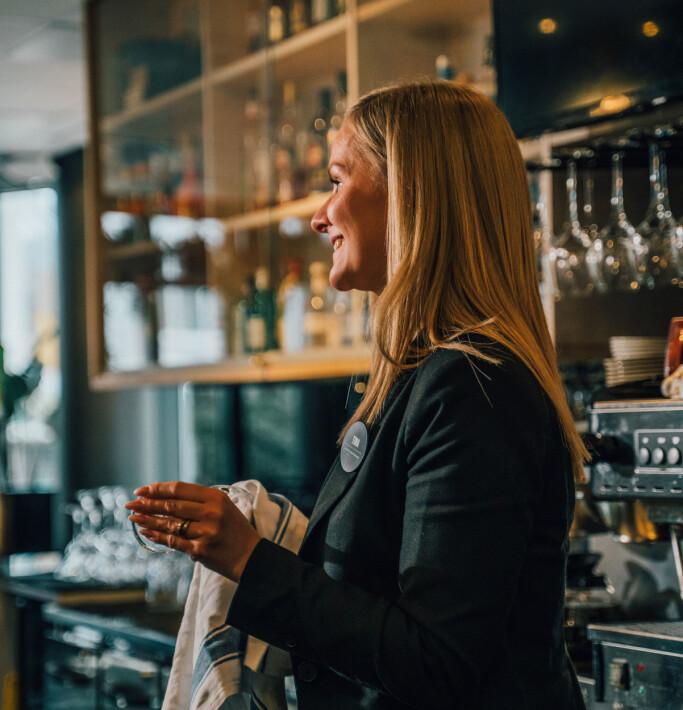 30-åringen forlater nå Stavanger etter seks år med studier og jobb.