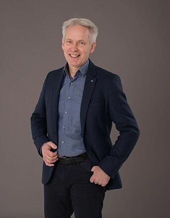 Stein Markussen, administrerende direktør i NNL.