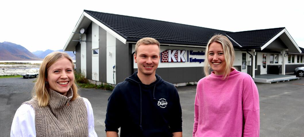 Karstein Kristiansen Entreprenør: Har bygget framtid og lokalsamfunn i nord gjennom 83 år
