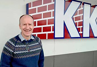 Kjetil Rønning Hansen, daglig leder og medeier