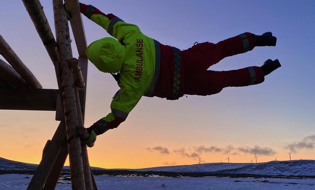 Finnmarkssykehuset kan by på faglige utfordringer, spennende jobb og fantastisk natur