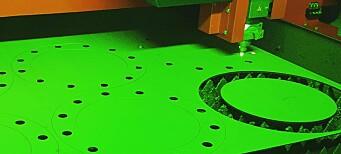 Altimo Laser og Vannskjæring Mo i Rana søker laseroperatør / kalkulatør