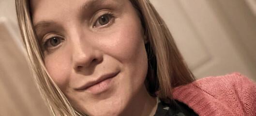– Tenk på hva du brenner for, ikke hva andre mener er best for deg, sier Ann Maret (34)