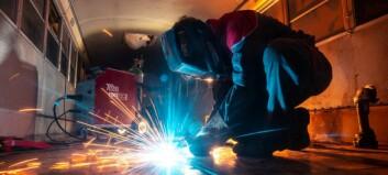 Båt & Byggstål i Tromsø søker fagarbeidere innen flere fagfelt